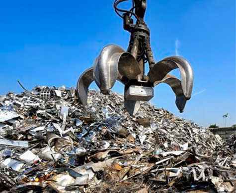 Scrap-Recycling